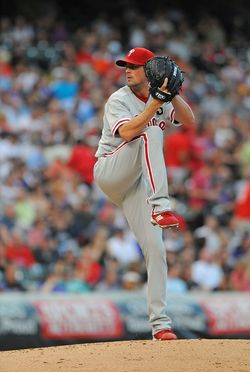 Cole Hamels - Phillies