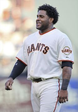 Pablo Sandoval - Giants