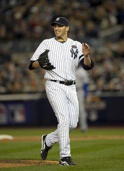 Andy Pettitte - Yankees