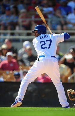 Matt Kemp - Dodgers
