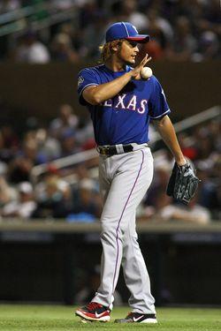 Yu Darvish - Rangers (PW)