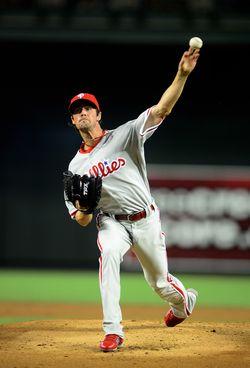 Cole Hamels - Phillies (PW)
