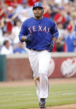Nelson Cruz - Rangers