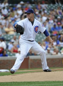 Paul Maholm - Cubs (PW)
