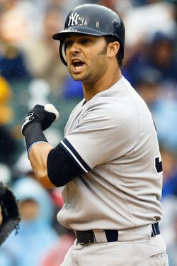 Nick Swisher - Yankees (PW)