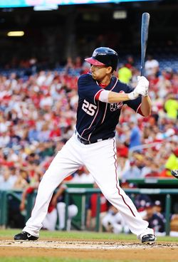 Adam LaRoche - Nationals (PW)