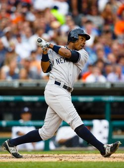Curtis Granderson - Yankees (PW)
