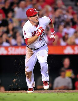 Mike Trout - Angels (PW)