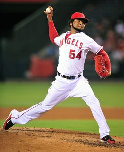 Ervin Santana - Angels (PW)