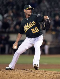 Grant Balfour - A's (PW)