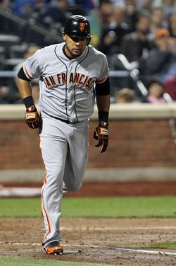 Melky Cabrera - Giants (PW)