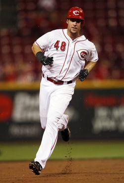 Ryan Ludwick - Reds (PW)