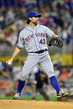 R.A. Dickey - Mets (PW)
