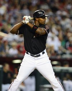 Justin Upton - Diamondbacks (PW)