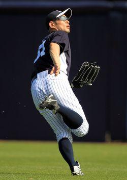 Ichiro  Suzuki - Yankees (PW)