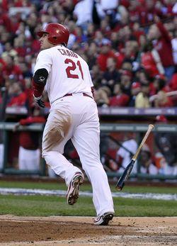Allen Craig - Cardinals (PW)