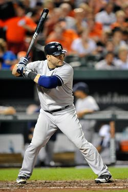 Russell Martin - Yankees (PW)