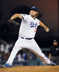 Clayton Kershaw - Dodgers (PW)