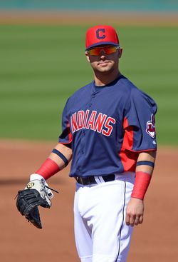 Nick Swisher - Indians (PW)