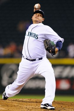 Felix Hernandez - Mariners (PW)