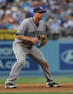 Chase Headley - Padres (PW)