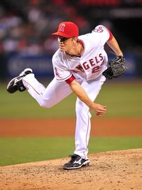 Zack Greinke - Angels (PW)