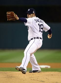 Anibal Sanchez - Tigers (PW)