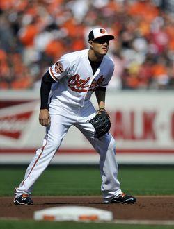 Manny Machado - Orioles (PW)